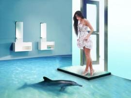 Bydlení: 3D podlahy změní váš byt k nepoznání