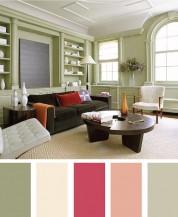 Kombinace barev v interiéru