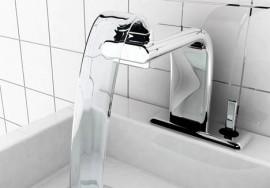 Unikátní vodovodní baterie - nejnovější trendy