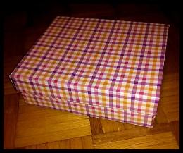 Návod na úložné krabice