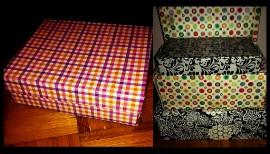 Super návod:Vyrobte si úložné boxy